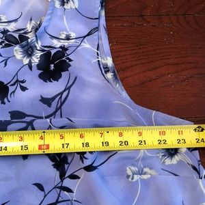 Dresses - Plus size straight maxi dress sz 20
